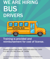 We are Hiring Bus Drivers