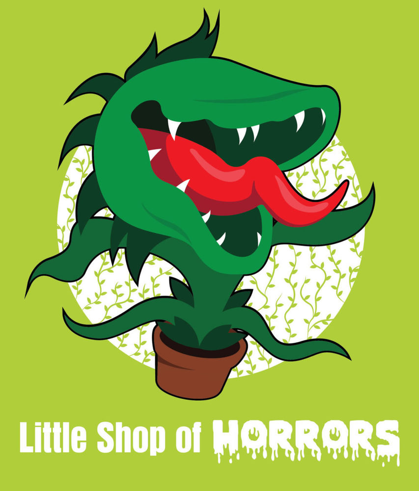 LITTLE SHOP OF HORRORS MUSICAL PRESENTED AT WILD ROSE HIGH SCHOOL