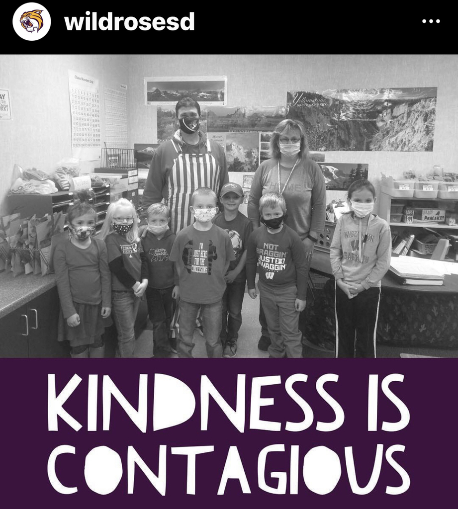 Kindness in Contagious