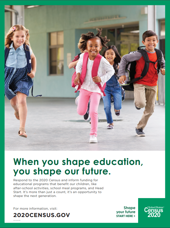 When you share education, you shape our future.