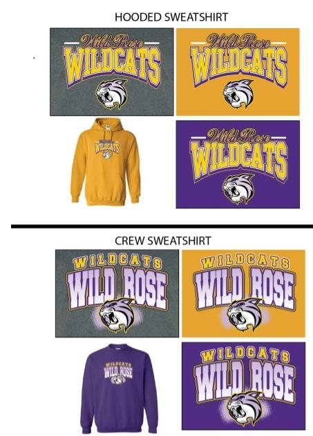 Booster Club Apparel Sale!